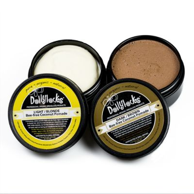 Dollylocks Bee-Free Coconut Pomade