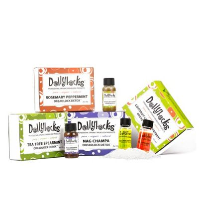 Dollylocks Dreadlock Detox Kit